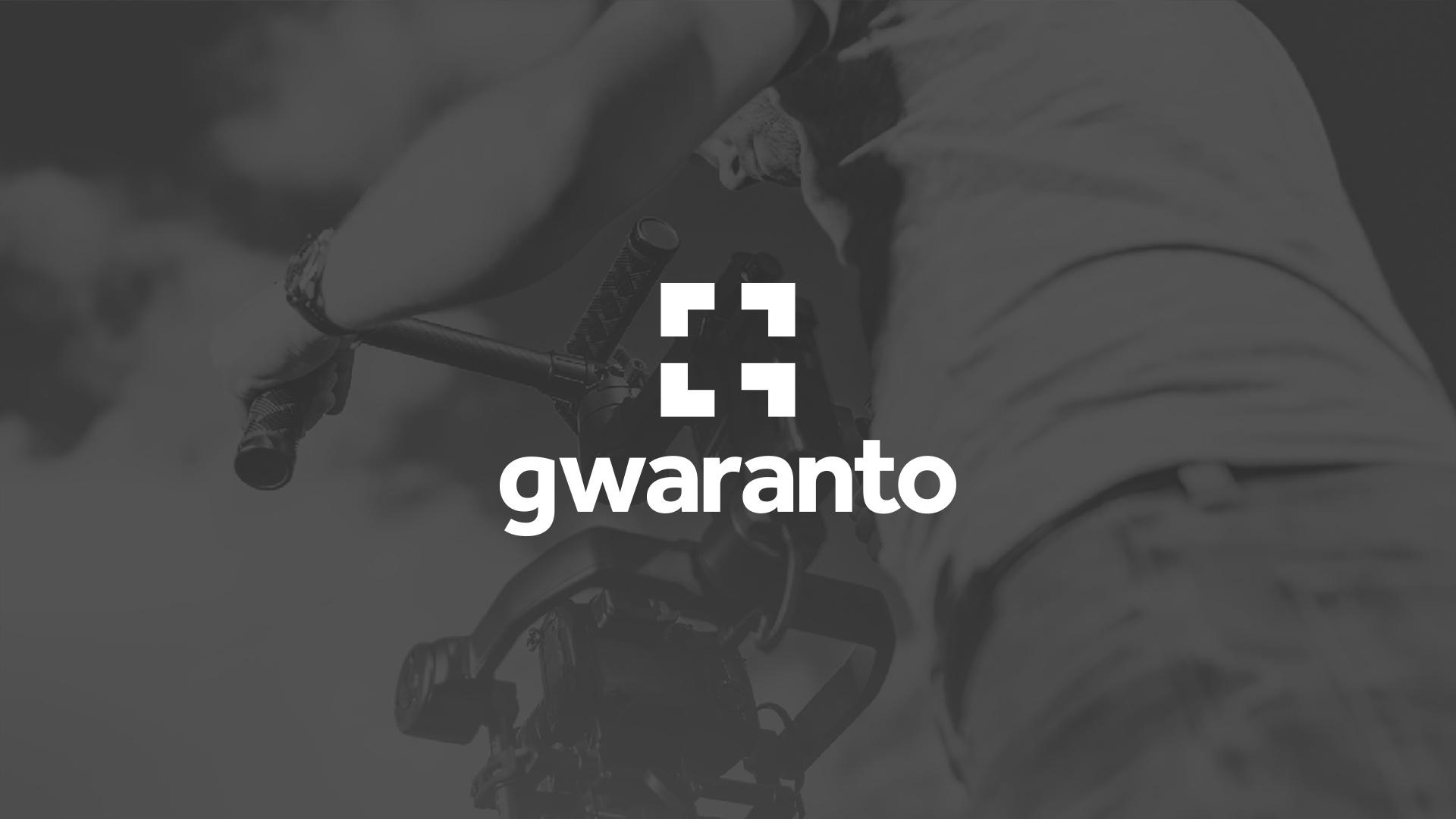 gwaranto – projekt logo