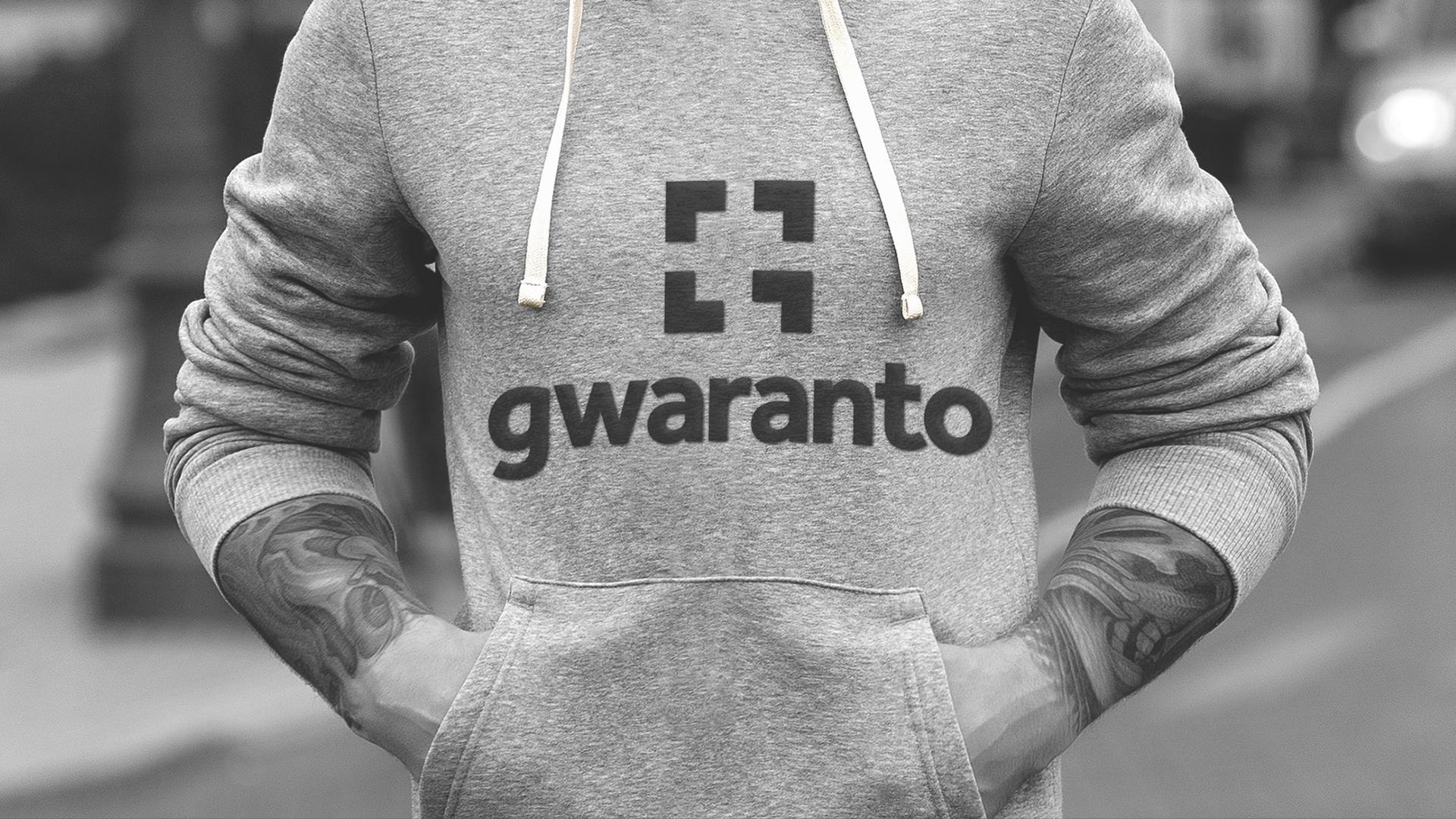 gwaranto – projekt bluzy