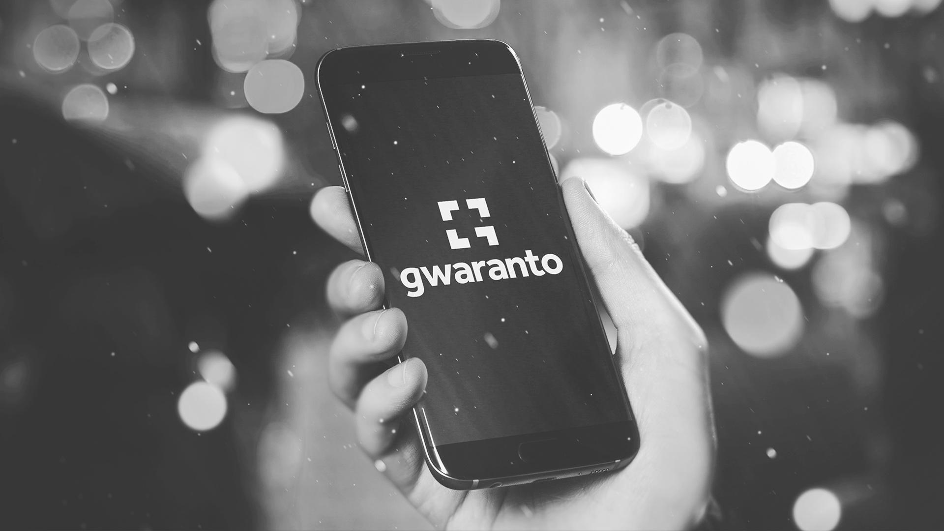 gwaranto – wizualizacja logo