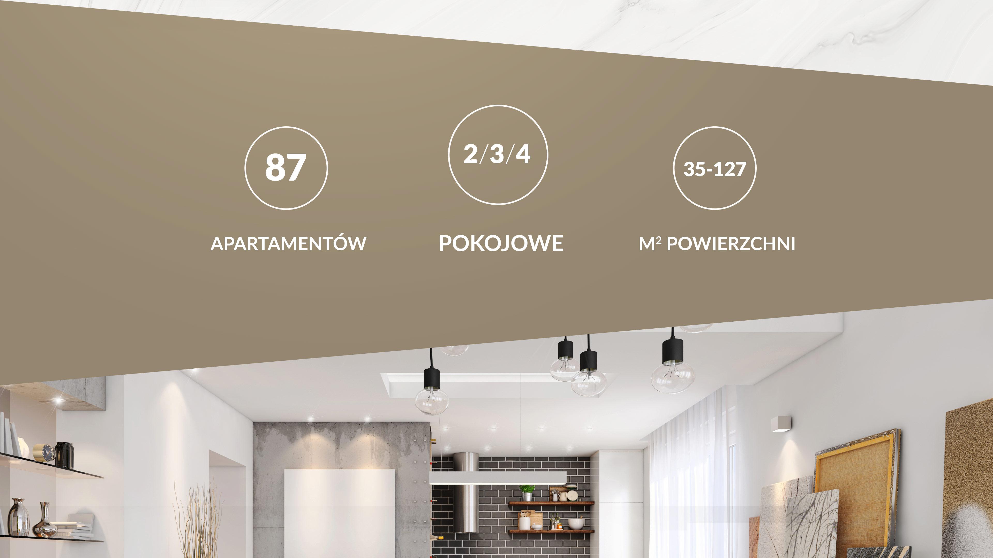 Home Invest - projekt folderu informacyjnego