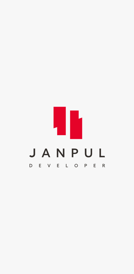 JANPUL Developer – projekt logo