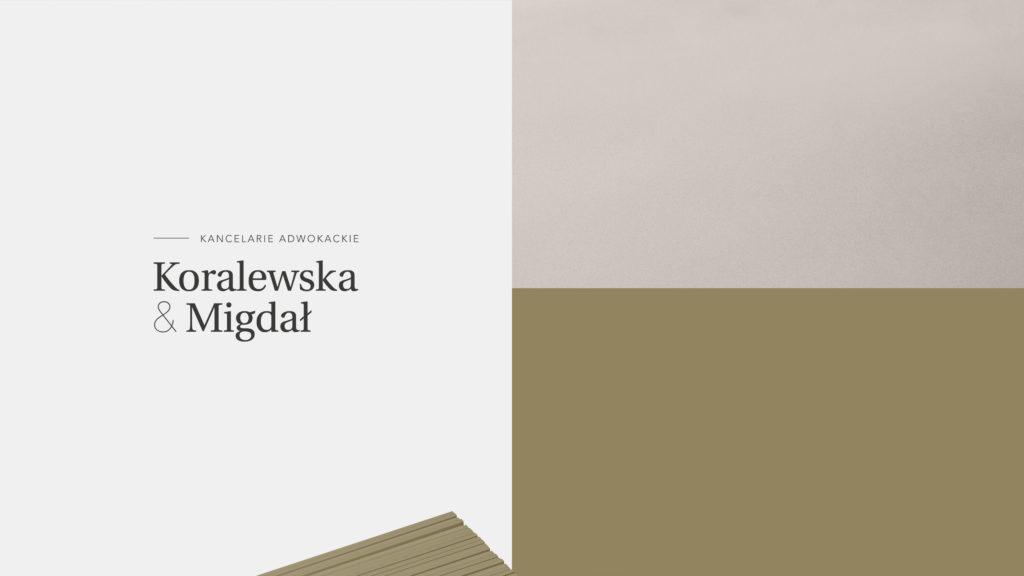 Koralewska & Migdał – kolorystyka