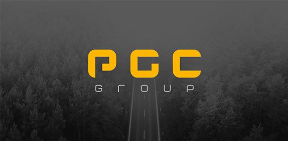 PGC Group z Tarnowa - projekt logo