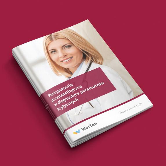 Werfen – projekt broszury informacyjnej