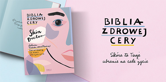 Materiały promocyjne dla wydawnictwa ZNAK z Krakowa
