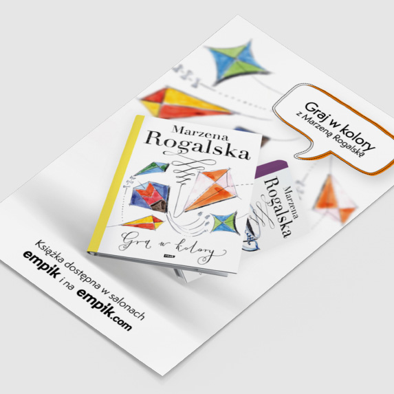 Graj w kolory – materiały promocyjne